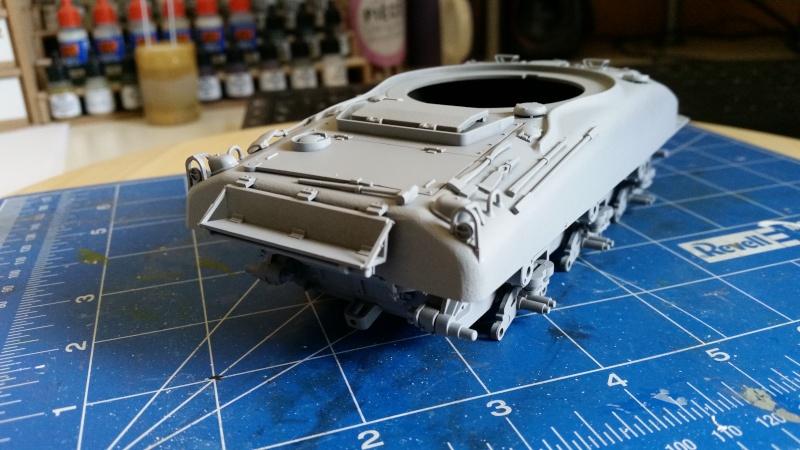 Sherman - M1 super sherman 20160413