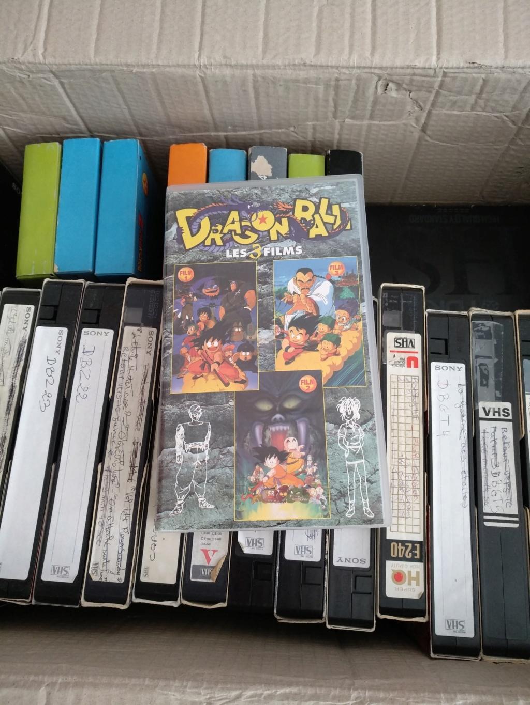 Vieilles VHS Japonaises 46485910