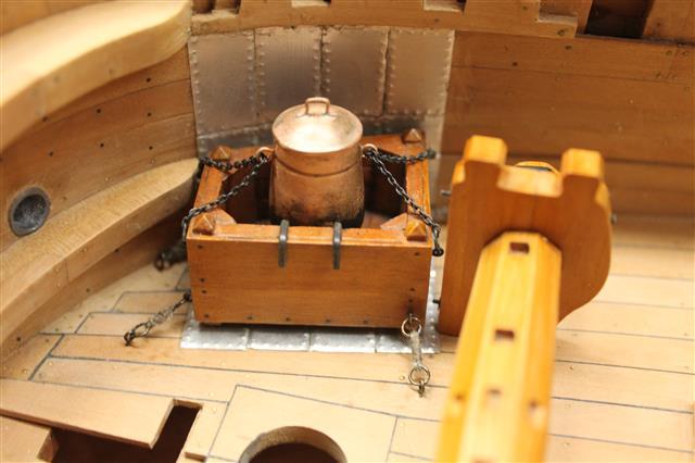 La Belle 1684 scala 1/24  piani ANCRE cantiere di grisuzone  - Pagina 4 Img_8610