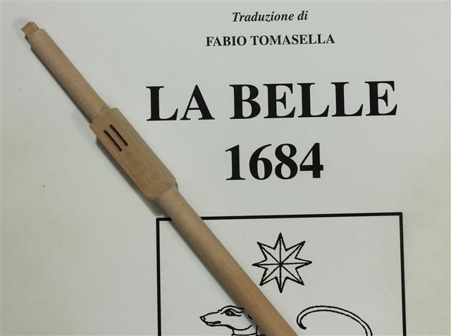 La Belle 1684 scala 1/24  piani ANCRE cantiere di grisuzone  - Pagina 4 Rimg_821