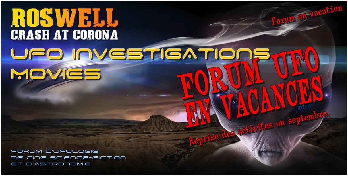 UFO INVESTIGATIONS-MOVIES