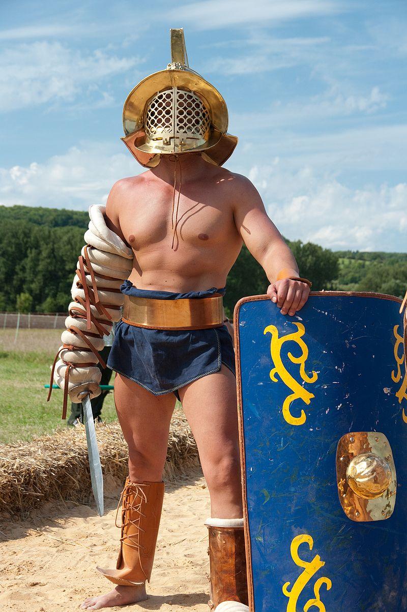 YH1833 Gladiators II 1st Century A.D par Pisco  fin - Page 2 800px-10