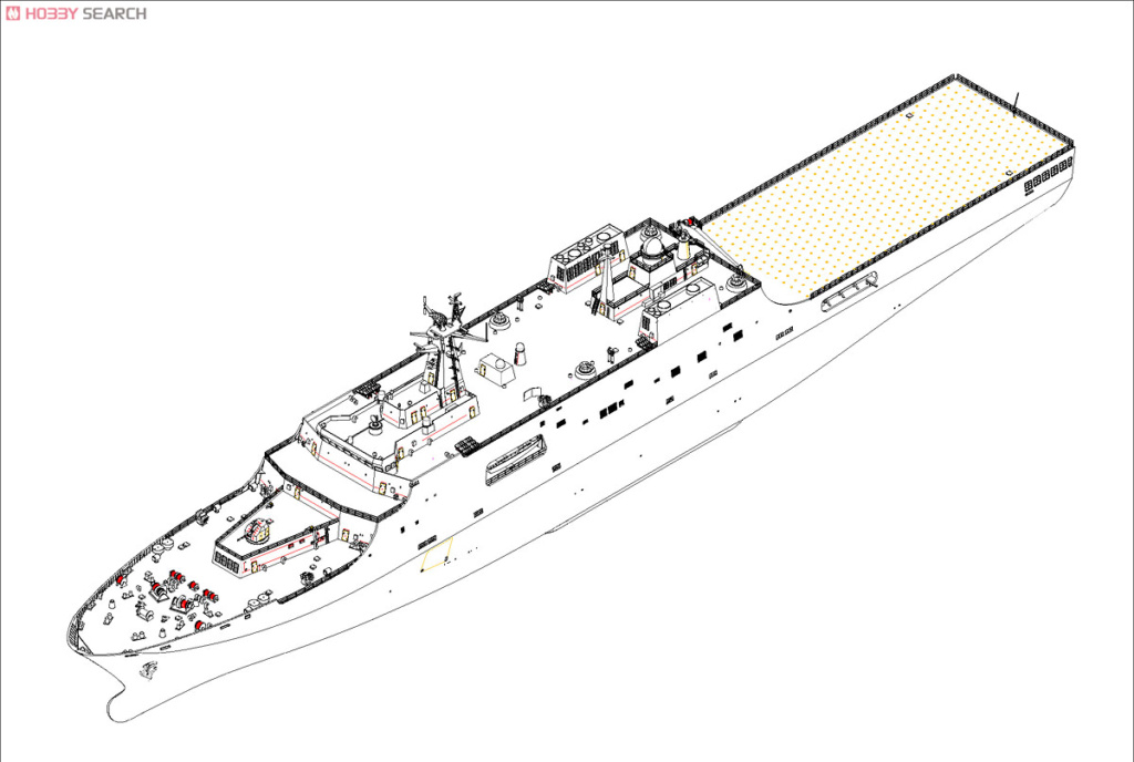 le type 071 de la Bill Marine  10232710