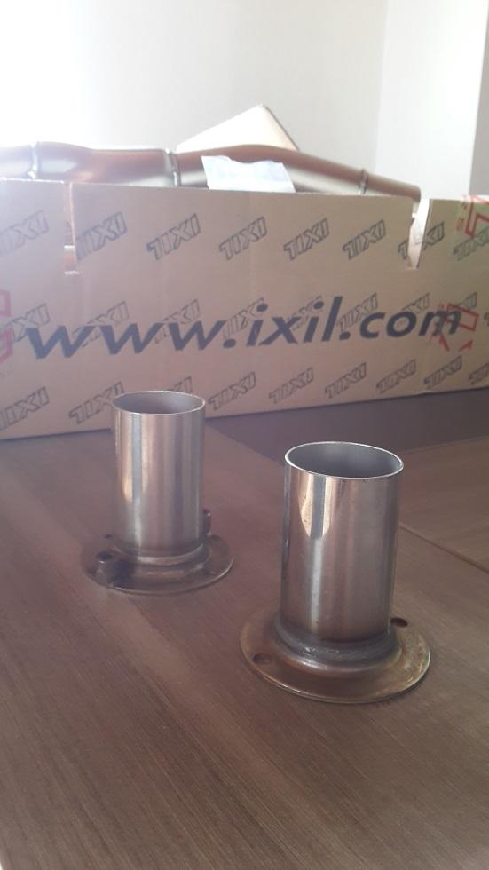 Montage pots IXIL pièces bizarres 20160415