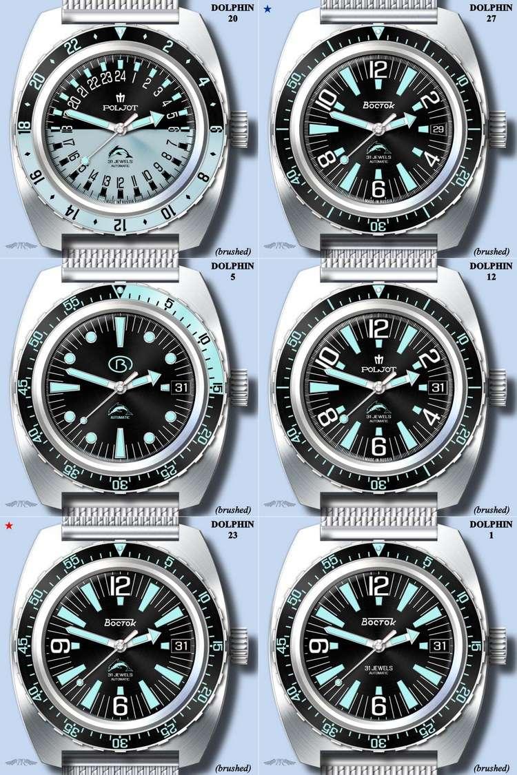 Projets horlogers (externes) - Page 8 Poljot10