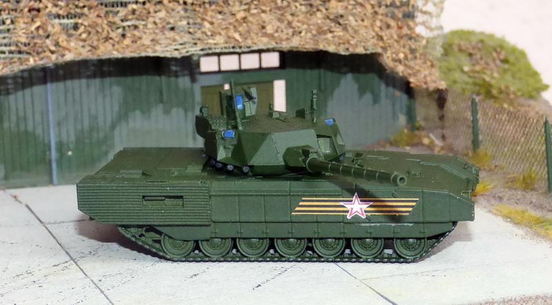 T-14 Armata T-14-211
