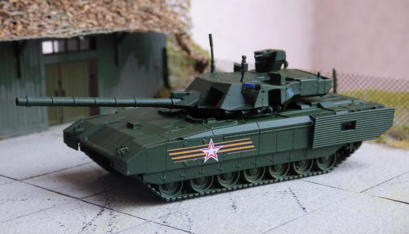 T-14 Armata T-14-411