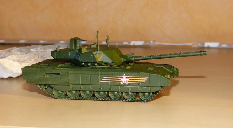T-14 Armata T-14-511