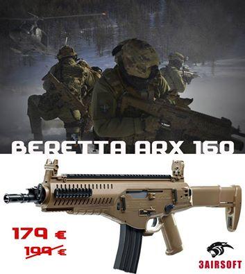 3 Airsoft Arx16010