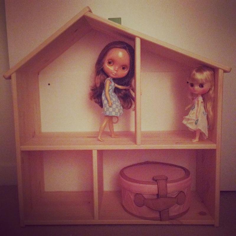 """Maison de poupées Ikea """"FLISAT"""" 13061910"""