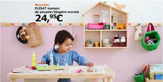 """Maison de poupées Ikea """"FLISAT"""" Image_11"""
