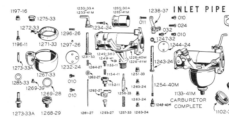 Ma WL 750 de 1951 - Page 4 Carbu_10