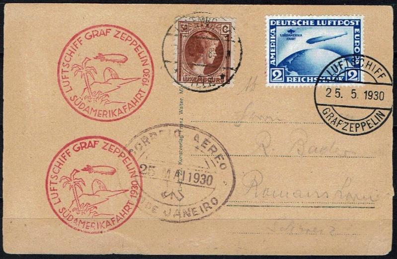 nach - Südamerikafahrt 1930, Post nach Rio de Janeiro - Seite 3 57_c_l10