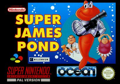 Pond, James Pond Aaaaaa10