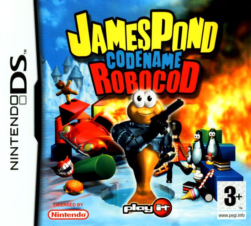 Pond, James Pond Aaaaaa12