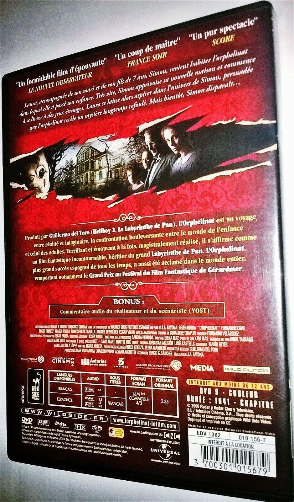 [DON/ECH] Le gros foutoir DVD [MAJ 16/09] - Page 5 S-l16022