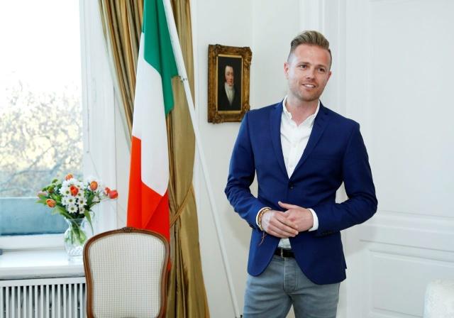 Irish Embassy in Sweden Hosts Special Evening for Team Ireland - 5.05.16 00-1210