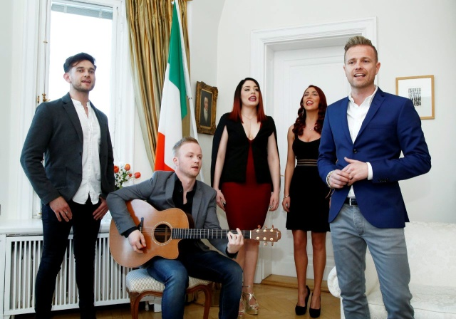 Irish Embassy in Sweden Hosts Special Evening for Team Ireland - 5.05.16 00210