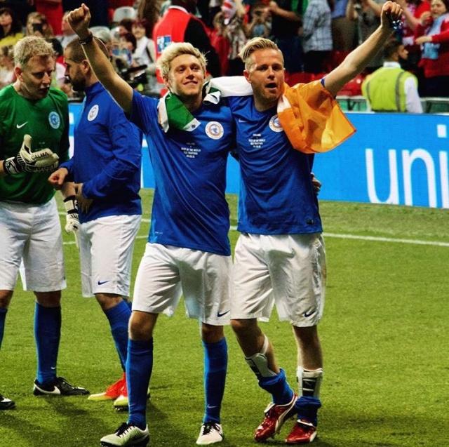 Soccer Aid el partido 01-210
