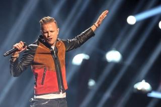 Nicky Byrne ha dado a sus compañeros concursantes de Eurovisión un regalo especial de Irlanda 01_11210