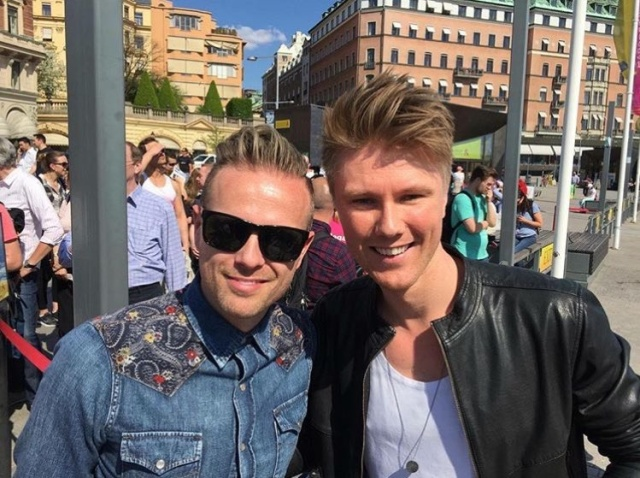 Nicky Meets Lighthouse X in Sweden - 09.05.16 03410