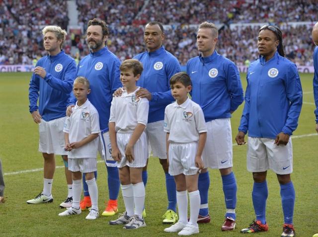 Soccer Aid el partido 034410