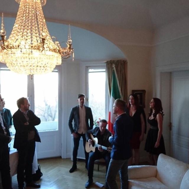 Irish Embassy in Sweden Hosts Special Evening for Team Ireland - 5.05.16 04210