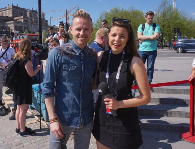Nicky Meets Lighthouse X in Sweden - 09.05.16 05410