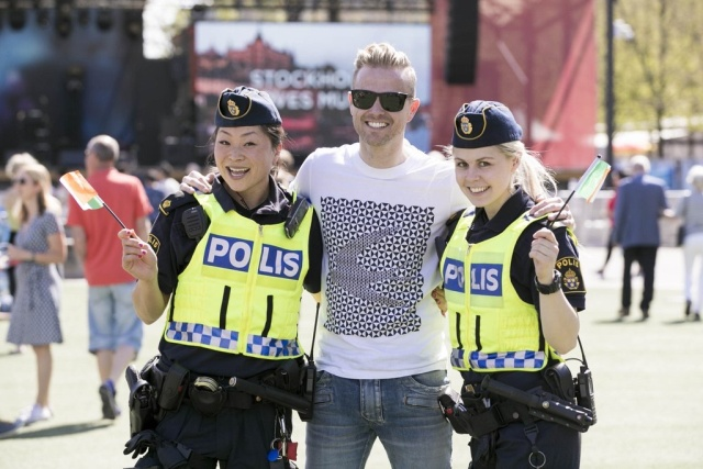 [FOTOS]  Tour of Stockholm with RTÉ One - 08.05.16 07010