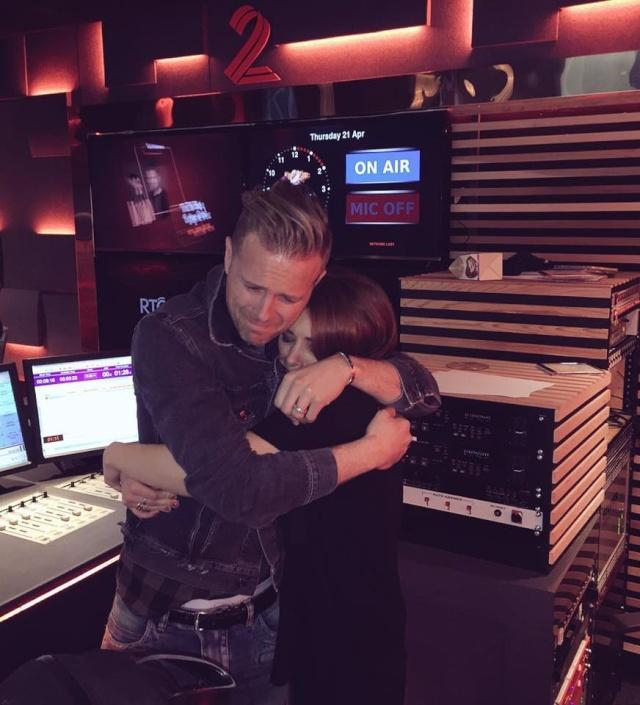 Nicky se despide de su programa de radio 13051610