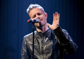 """Nicky Byrne admite que """"no quería volver a cantar de nuevo después de Westlife Nicky-15"""