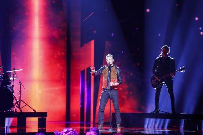 Semi Final 2 Broadcast - 12.05.16 Norma106