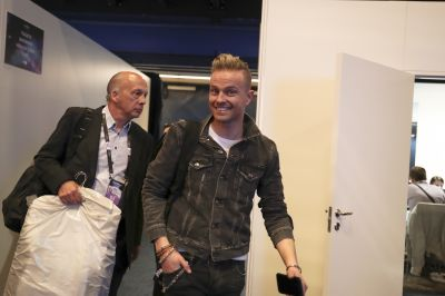 Eurovision > Backstage Normal19