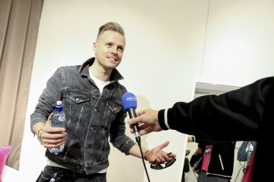 Eurovision > Backstage Normal27