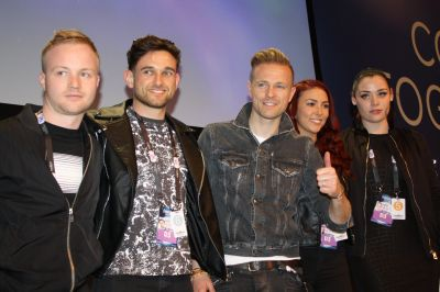 Eurovision 1st Meet & Greet with Nicky Normal49