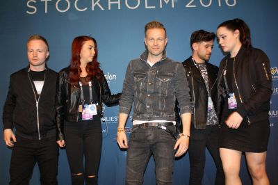 Eurovision 1st Meet & Greet with Nicky Normal51