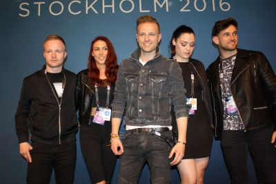 Eurovision 1st Meet & Greet with Nicky Normal53