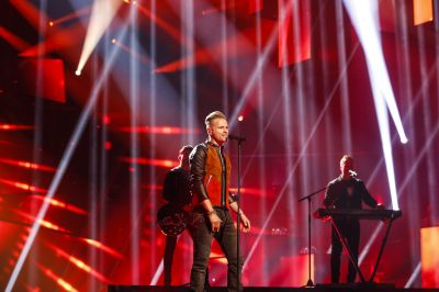 Eurovision Rehearsals Day 2 - 07.05.16 Normal83