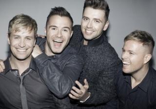 Ex compañeros de Westlife de Nicky Byrne envian apoyo antes del Eurovisión Westli10