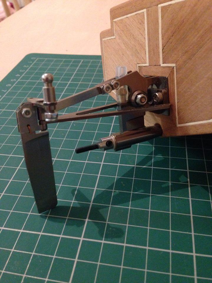 Dumas Skee Vee 10 with modern update! 1311