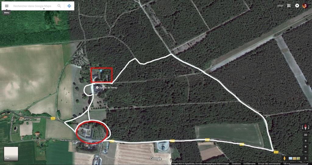 Carte terrain Chatea11