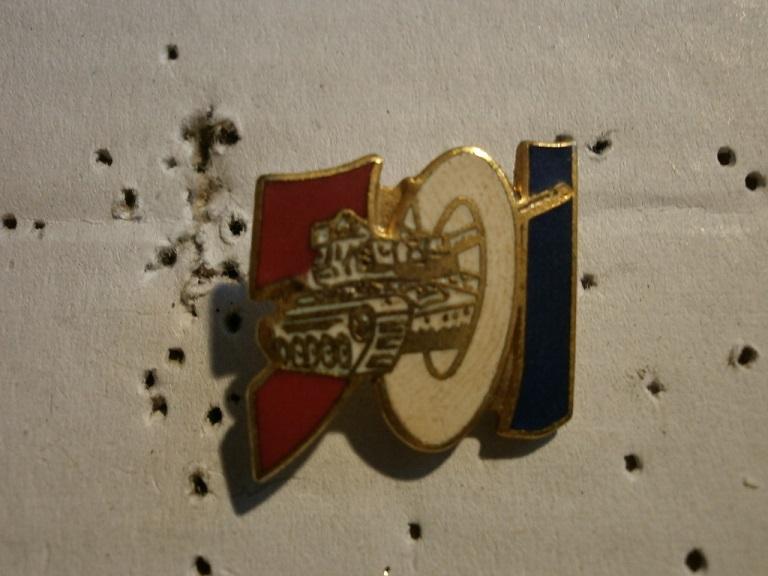 Theme de collection le  501 Regiment de char de combat  Insign19