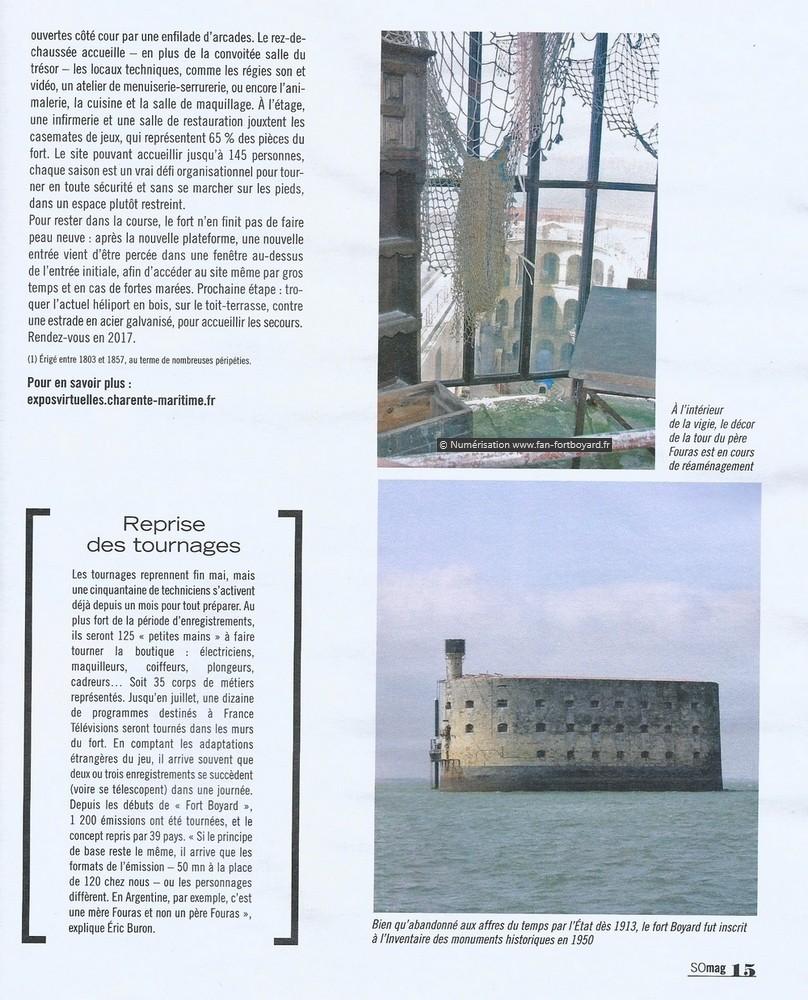 Travaux 2016 au Fort Boyard : Création d'un 2e accès depuis la plate-forme - Page 3 Mag_su12