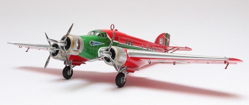 SM.79T Roma - Dakar - Rio de Janeiro 1938 - Italeri 1/72 Img_6218