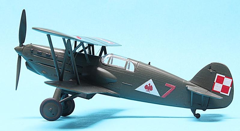 Avia B.534 - RS Model 1/72 - Movie Star Img_6222