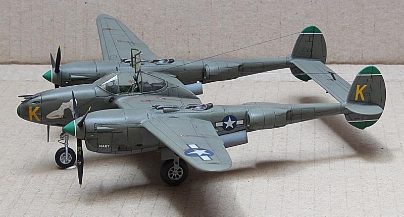 P-38J Lightning Dragon 1/72 Img_6316