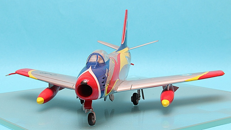 """F-86F Argentina aerobatic team """"Cruz del Sur"""" Img_6322"""