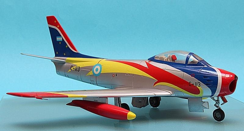 """F-86F Argentina aerobatic team """"Cruz del Sur"""" Img_6323"""