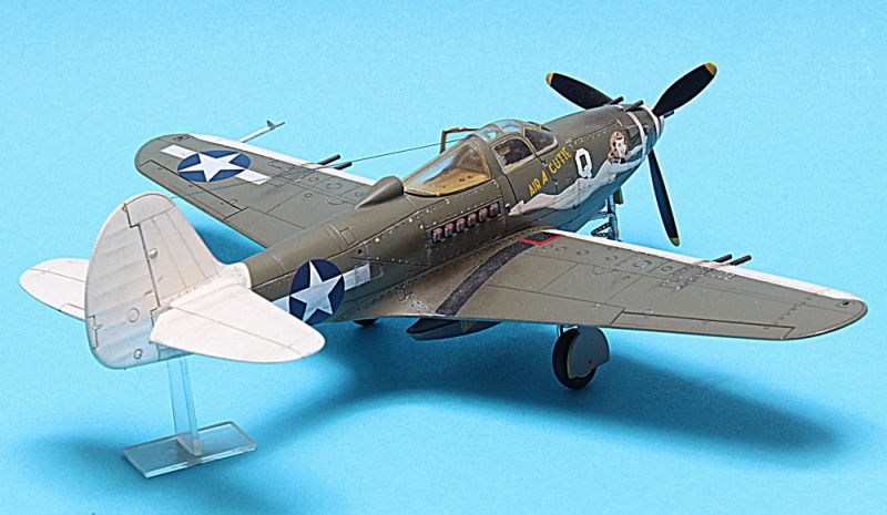 P-39 or P-400 Academy 1/72 Img_6327