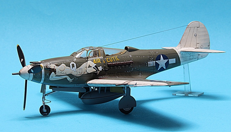 P-39 or P-400 Academy 1/72 Img_6328